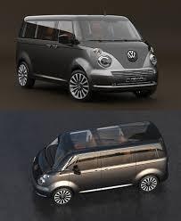 volkswagen van 2015 interior volkswagen t1 revival concept