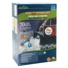 twinkling white led icicle lights 60ct blue white led twinkling icicle mini string lights target