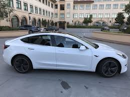 these leaked tesla model 3 photos offer you views of this decade u0027s