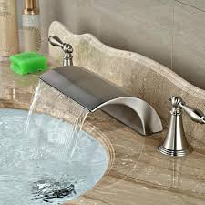 Bathroom Fixtures Wholesale Nickel Bathroom Faucet Wholesale And Retail Brand New