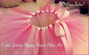 how to make tulle skirt happy heart fiber free pattern photo tutorial easy no sew