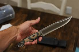 fixed blade sale bark river esee ontario bladeforums com ontario knives rat 5 65shipped sold