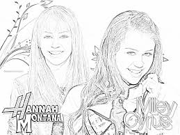 disney coloring pages hannah montana pictures bebo pandco