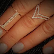 v shaped gold ring moho silver v shaped gold ring moho silver