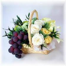 fruit flowers baskets flowers work shop flower delivery and flower work shop