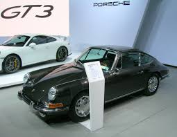 1964 porsche 911 owned by jerry seinfeld at the 2013 new york auto