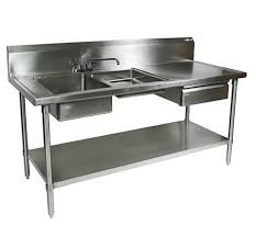 Compartment Stainless Sinks Bowl Commercial Kitchen Sinks - Restaurant kitchen sinks