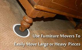 one simple trick to move heavy furniture