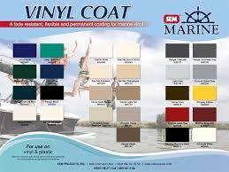 sem vinyl paint color chart real fitness