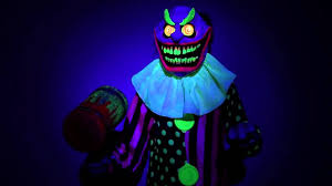 halloween clown background wacky mole clown youtube