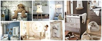 chambre bébé ourson theme de chambre bebe tout pour pracparer la chambre de bacbac theme