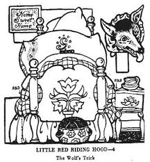 133 red ridding hood images fairy tales