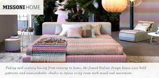 Missoni Home Pillows Bedding Throws Rugs AllModern - Missoni home decor