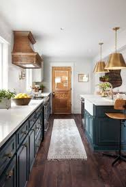 fixer blue kitchen cabinets remodelaholic get this look fixer plain house