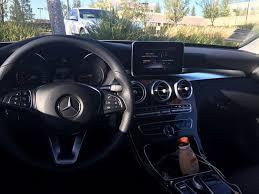 mercedes of rocklin ca inside of the 2015 c300 loaner car yelp