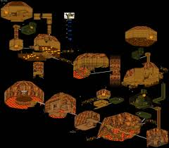 Map Of Time A 3d Map Of The Fire Temple From Ocarina Of Time Gaming