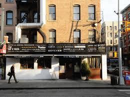 new york city a designer gives sauce restaurant a visual identity
