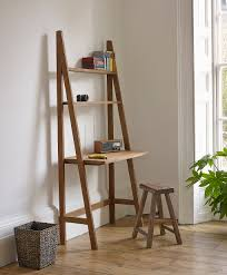 Leaning Ladder Desk by Sumatra Ladder Design Desk