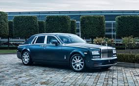 2017 Rolls Royce Phantom Base Specifications The Car Guide