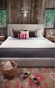 Rustic Bedroom Decor by Modern Rustic Bedroom Retreats Mountainmodernlife Com