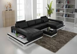Double Chaise Sectional Oversized Double Chaise Sectional Sofa Leather Ideas Picture 96