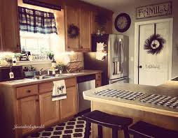 realistic kitchen oak kitchen cabinets country style kitchen good morning instafriends when you get up and your kitchen is clean you know is going to be a good day