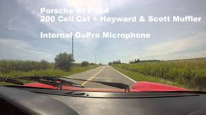 lexus isf decat porsche 911 964 sport cat hayward u0026 scott muffler 1 youtube