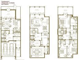 luxury townhome floor plans google search home floorplans