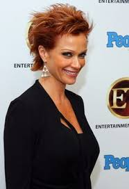 harmons hair stayles ncis lauren holly lauren holly photo this hair cut this color