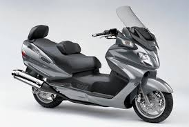 suzuki burgman 650 motor scooter guide