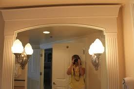 bathroom crown molding ideas framing a bathroom mirror with crown molding bathroom decor