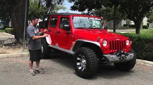 jeep jku 35s genright jk on 35