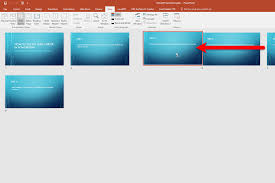 how to use the slide sorter view in powerpoint