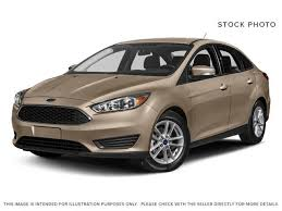 sedan 4 door 2017 ford focus se sedan 4 door car in winnipeg 17p3f15 mid