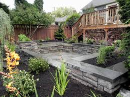 Backyard Ideas Without Grass Backyard Garden Designs Without Grass Ideas For Front Yard