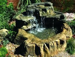 Garden Waterfall Ideas Creative Home Waterfalls Ideas Photos Backyard Waterfall Kits Home