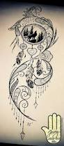 best 25 dream catcher tattoo design ideas on pinterest