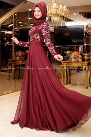pinar sems şems melike evening dress burgunday