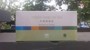Teh Jiang tianshi jiang zhi tea teh pelangsing badan 085890771120 agen