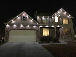 outdoor under eave lighting useful outdoor under eave lighting awesome soffit stylish