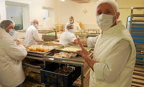 cuisine hopital le télégramme guing hôpital les petits plats dans les grands