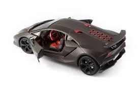 lamborghini sports car images tobar 1 24 scale lamborghini sesto elemento model car amazon co