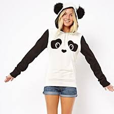 buy panda love hoodie online in india at cooliyo coolest