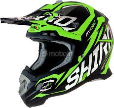 no fear motocross helmet shiro mx 917 thunder cross helmet motoin de