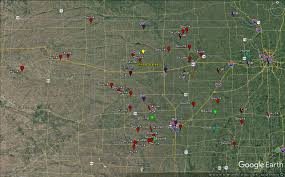 ks map past summaries of results for animals suspected rabies