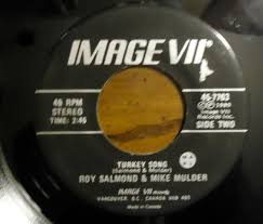 thanksgiving turkey song i will survive hymies vintage records november 2016