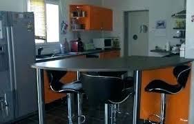 fabriquer une table haute de cuisine fabriquer une table bar de cuisine cuisine bar cuisine bars
