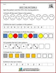 here u0027s a nice form for assessing student understanding of patterns