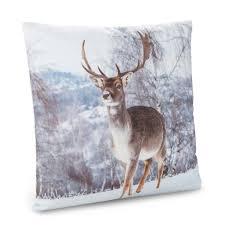 Stag Cushions Brea Stag Cushion Departments Diy At B U0026q
