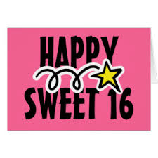 funny sweet 16 greeting cards zazzle